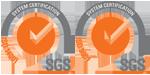 Certificados ISO 9001 y 14001